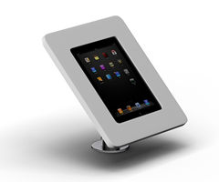 Apple iPad enclosure Counterstand