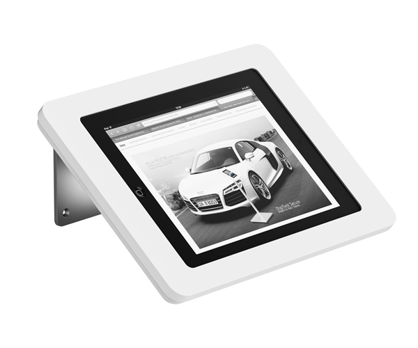 Ipad pro wall mount secure apple ipad stands for Pro design landscape